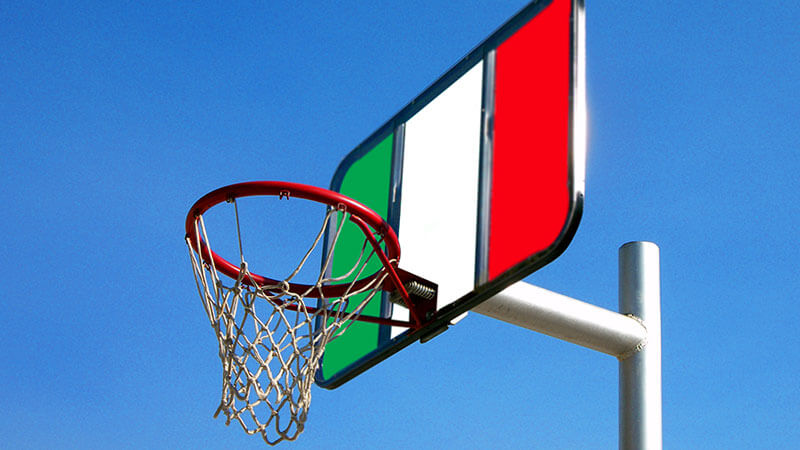sports in italy basketball