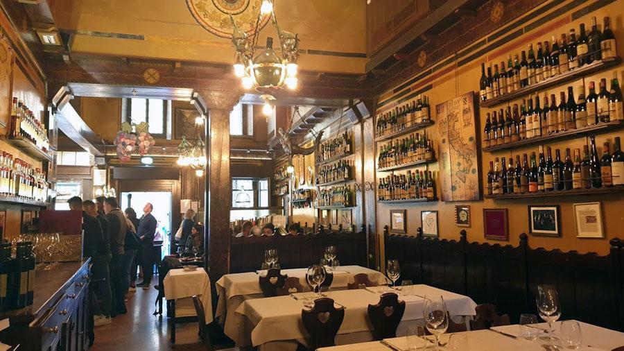 restaurants in verona just italy