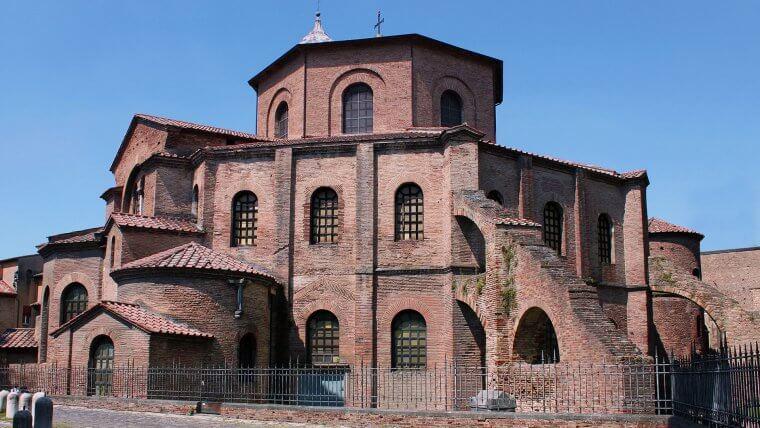 byzantine san vitale