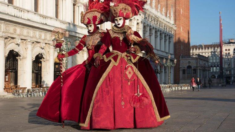 Italian Festivals Venice Carnival