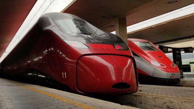How To Buy Train Tickets Italy Trenitalia Italo