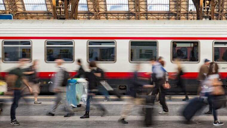 How To Buy Train Tickets In Italy